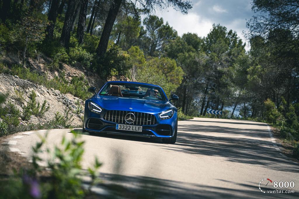 Mercedes AMG GT-C - 8000vueltas-60