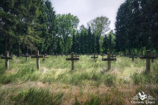 Cemetery of the Insane, Belgium