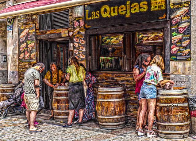 Logroño- calle laurel