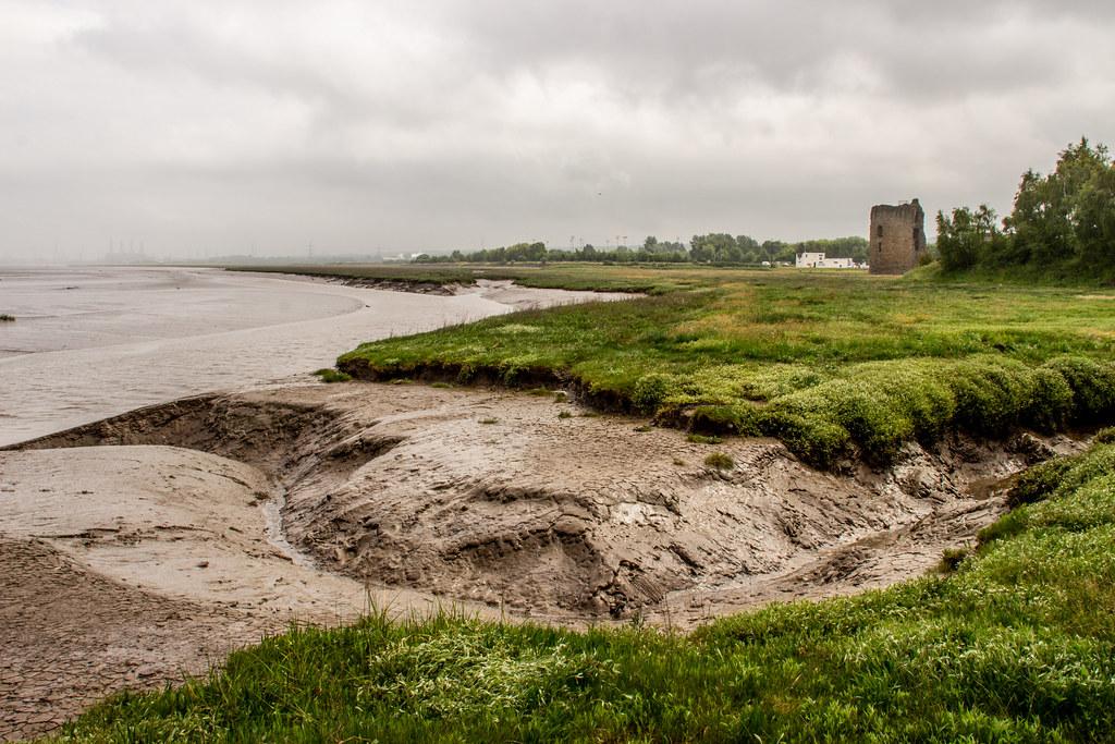 2021 - 06 - 24 - EOS 600D - Wales Coast Path - Dee Estuary - Flintshire - 001