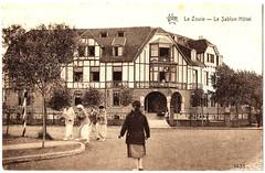 Knokke-Zoute - Le Sablon Hôtel