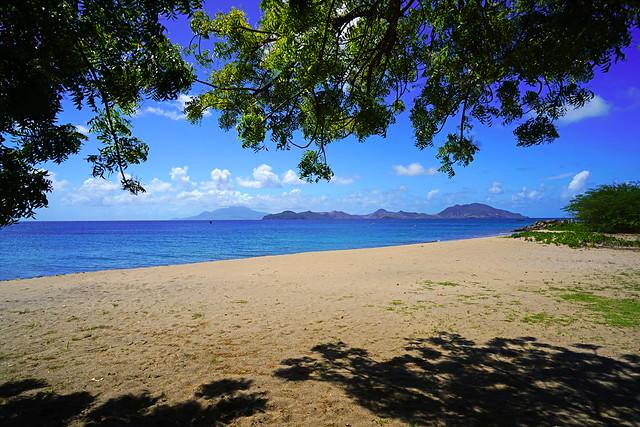 Montpelier Beach, Nevis