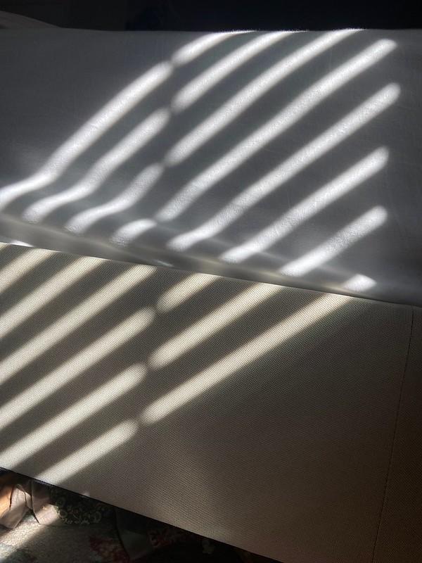 An interesting shadow