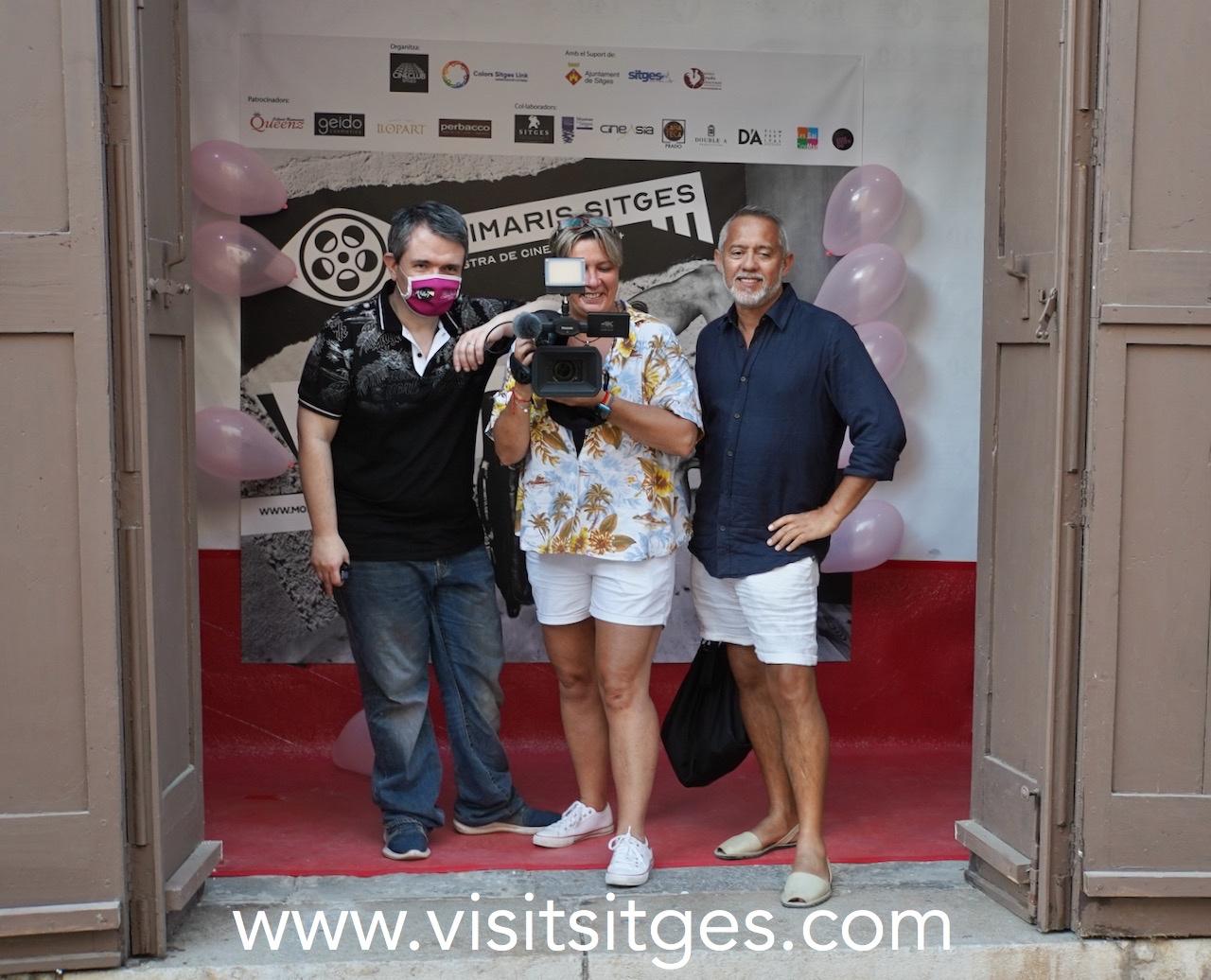 Gala Inaugural de la  I Mostra cinema  LGTBIQ+ Endimaris