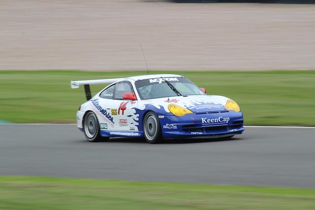 John Cockerton, Porsche 996 GT3 Cup