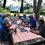 Männerriege Velotour Seeland 2021