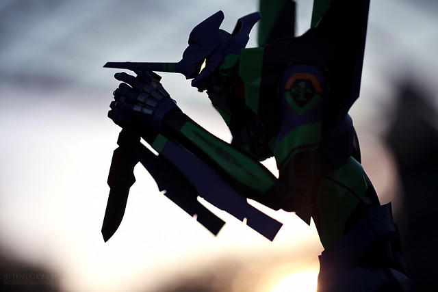Dynaction Evangelion Unit-01 - VII