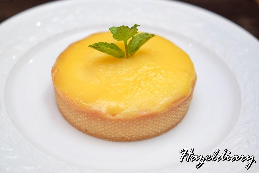 cafe aux bacchanales-Tarte Au Citron