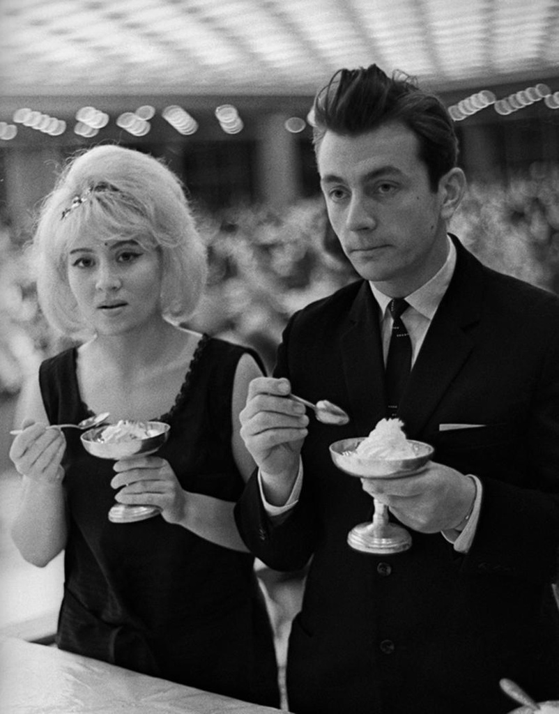 1960-е. В буфете