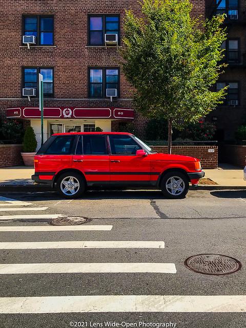 '97 Range Rover 4.6 HSE Vitesse