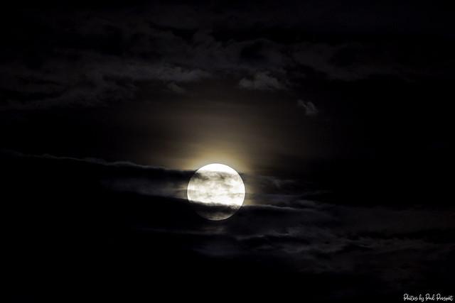 June 2021 moon