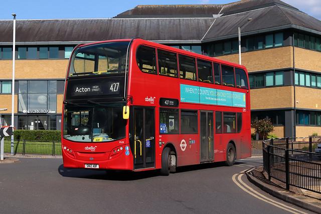 Route 427, Abellio London, 9528, SN12ABF