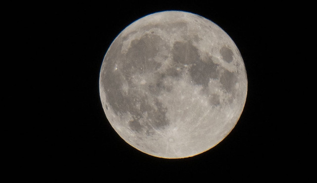 The 2021 June Strawberry Full Moon