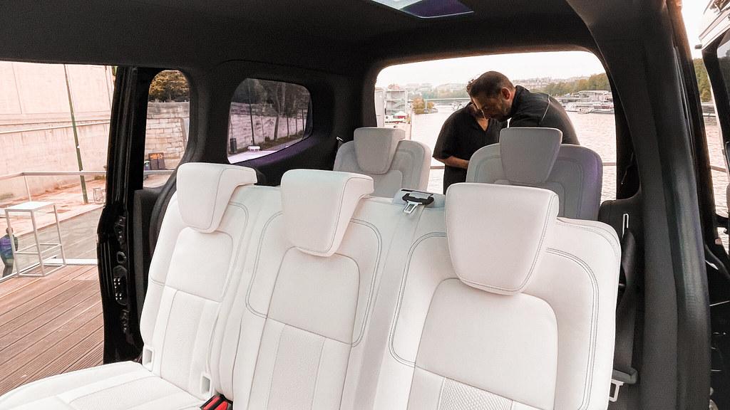 Mercedes eqt 2022