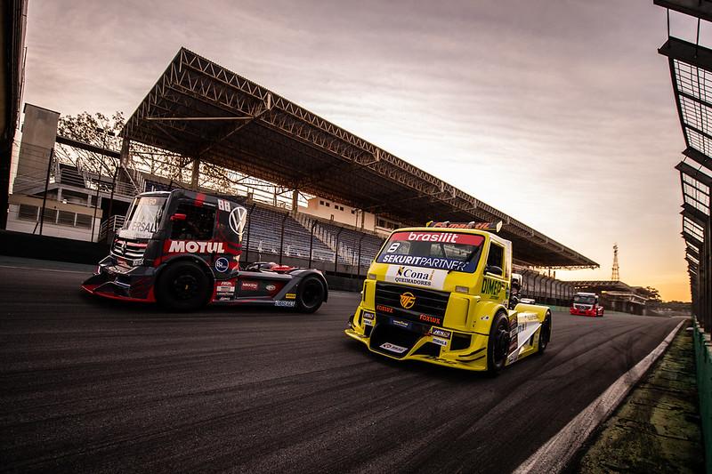 24/06/21 - Os brutos da Copa Truck estão prontos para a 2ª etapa da temporada 2021 em Interlagos - Fotos: Duda Bairros
