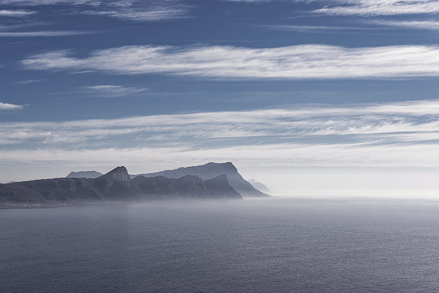 False Bay. Cape Town.