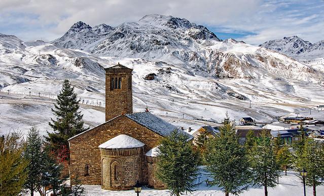 San Urbez (Formigal) (In Explore)