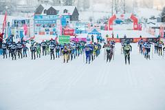 Visma Ski Classics představuje kalendář závodů 21/22