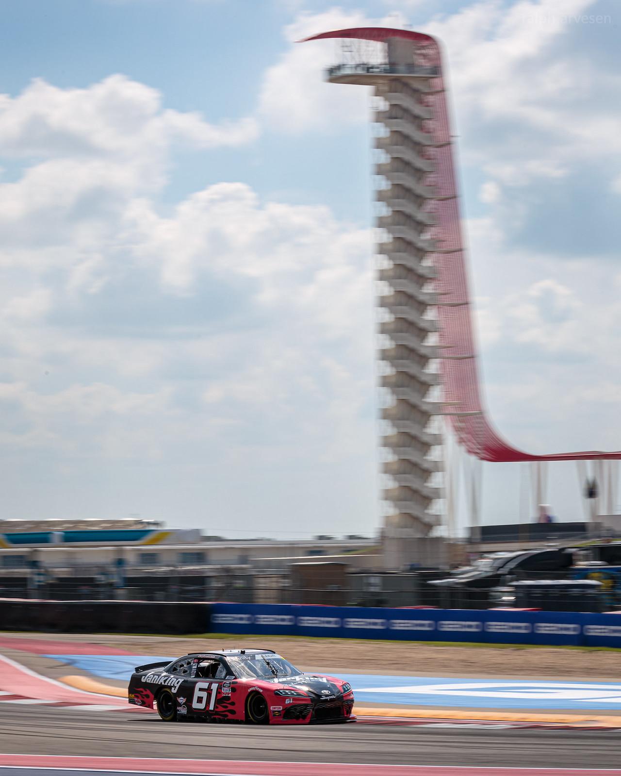 NASCAR Xfinity Series | Texas Review | Ralph Arvesen