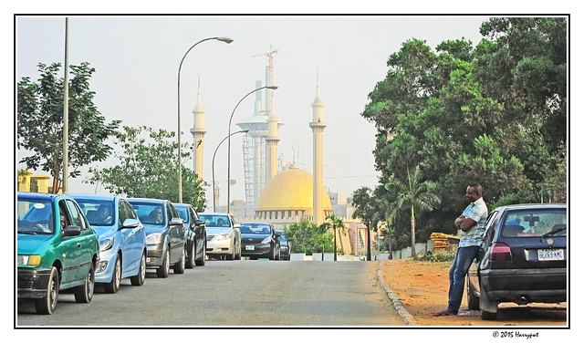 street of abuja