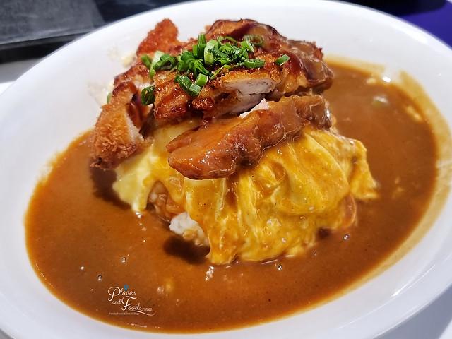 ken chan curry omurice