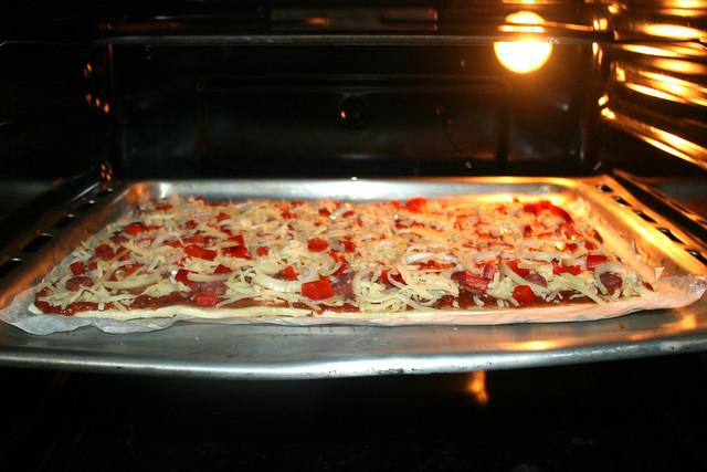 12 - Bake in oven / Im Ofen backen