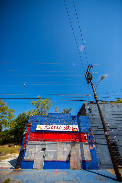Mike & Mike's BBQ, Jackson, Mississippi