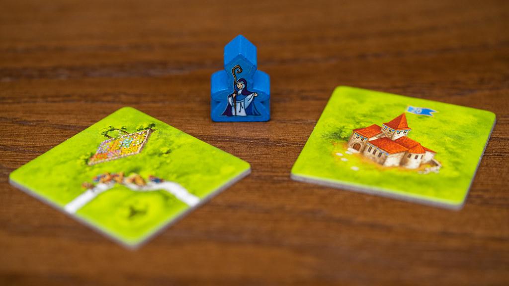 Carcassonne 20º Aniversario boardgame juego de mesa
