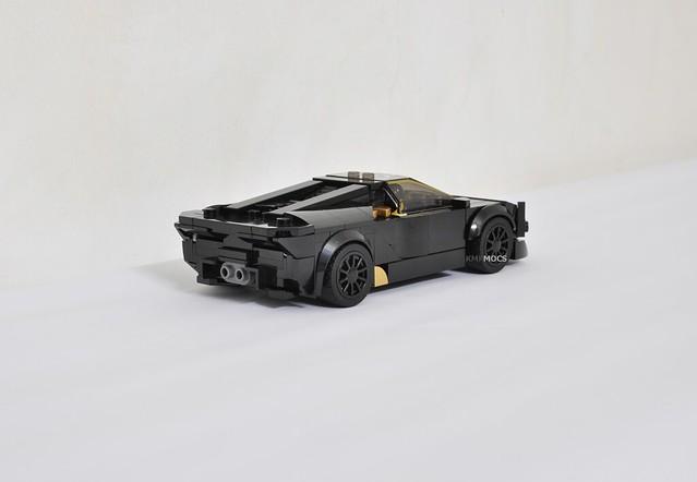 Alternate of Lego 76899 - Lamborghini Aventador