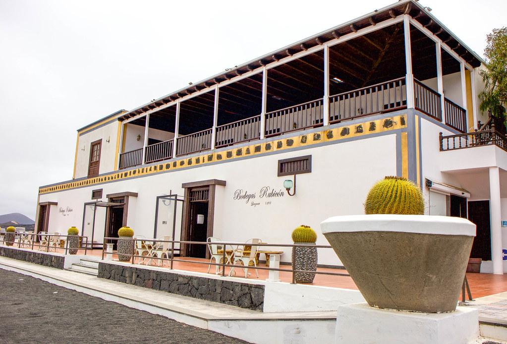 Bodegas Rubicón en Lanzarote