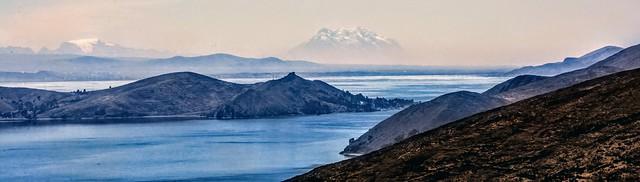 El Titicaca y la cordillera Real