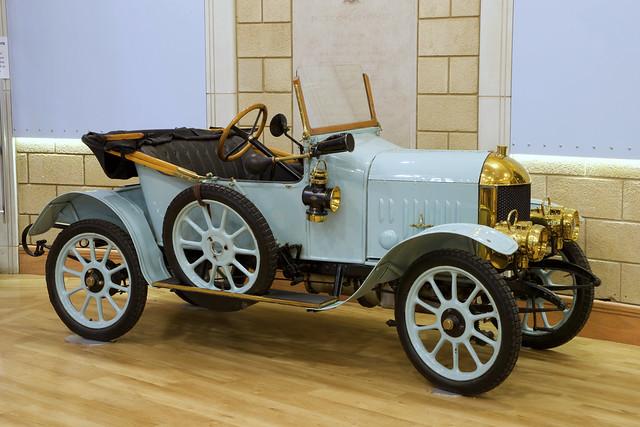Morris Oxford Bullnose (1913)