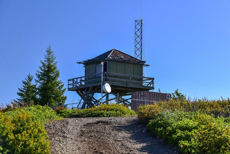 Onion Mountain Lookout