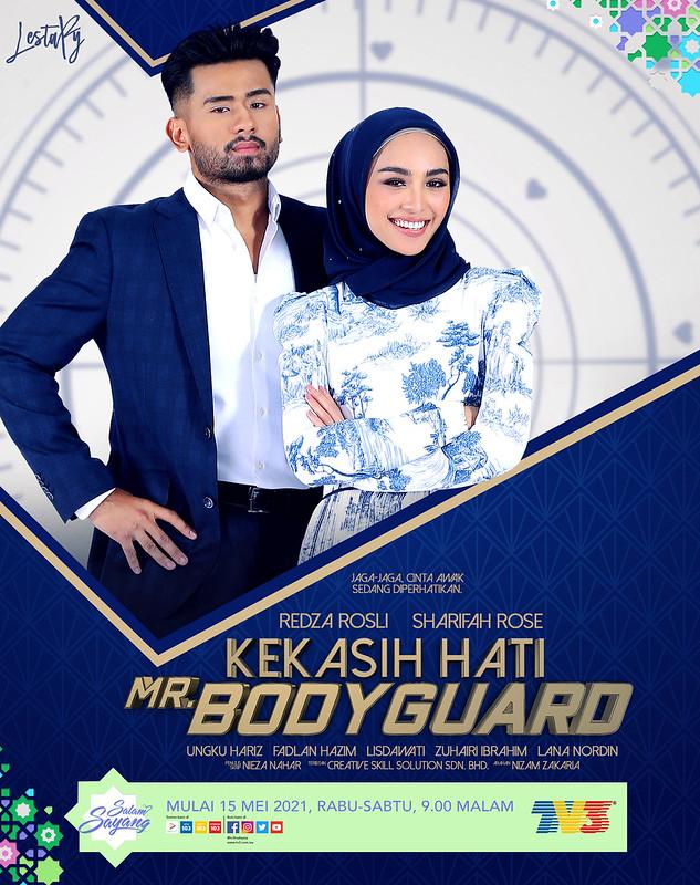 Lestary Kekasih Hati Mr Bodyguard