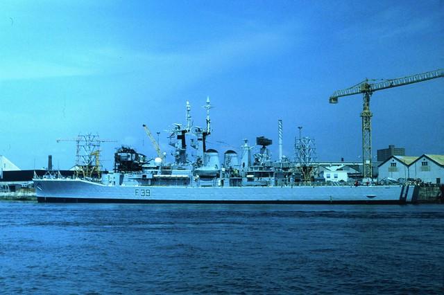 HMS NAIAD and HMS APOLLO