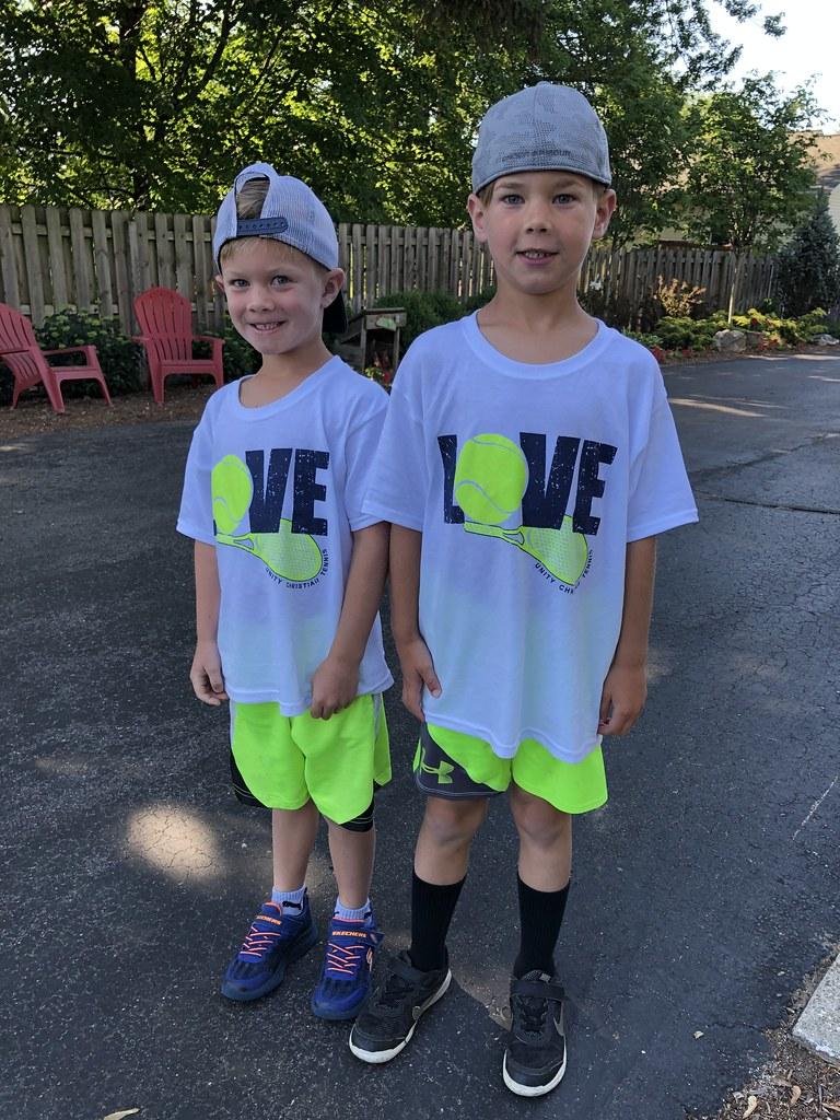 tennis twins