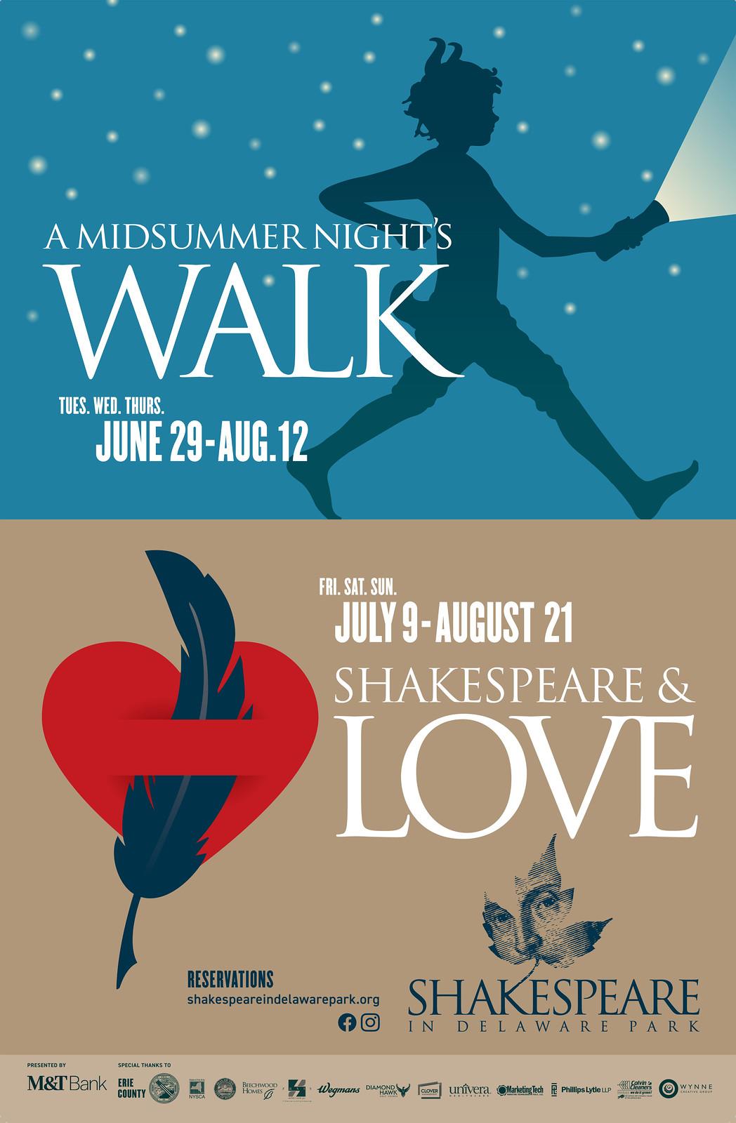 Shakespeare in delaware park's