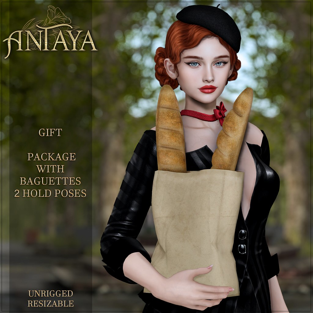 :: ANTAYA :: Free gift – Package with baguettes