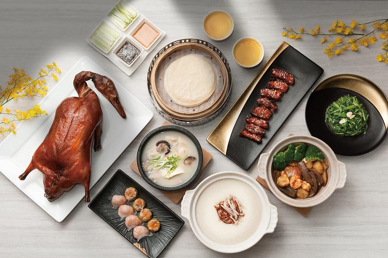 台北喜來登大飯店-辰園-經典廣式片皮鴨套餐