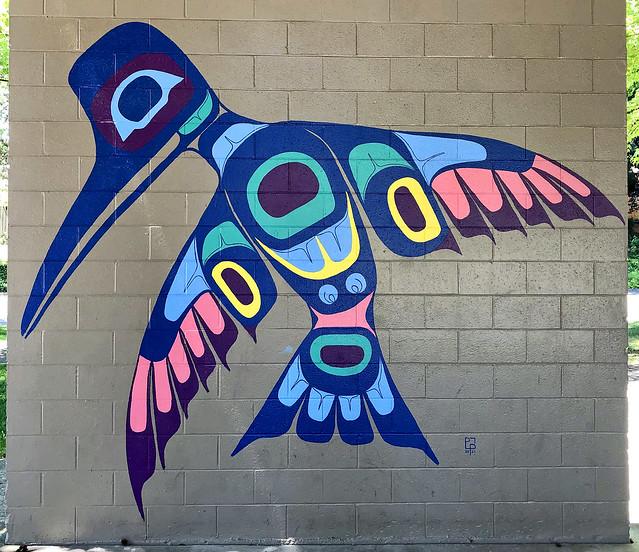 Hummingbird by Pattrick Price
