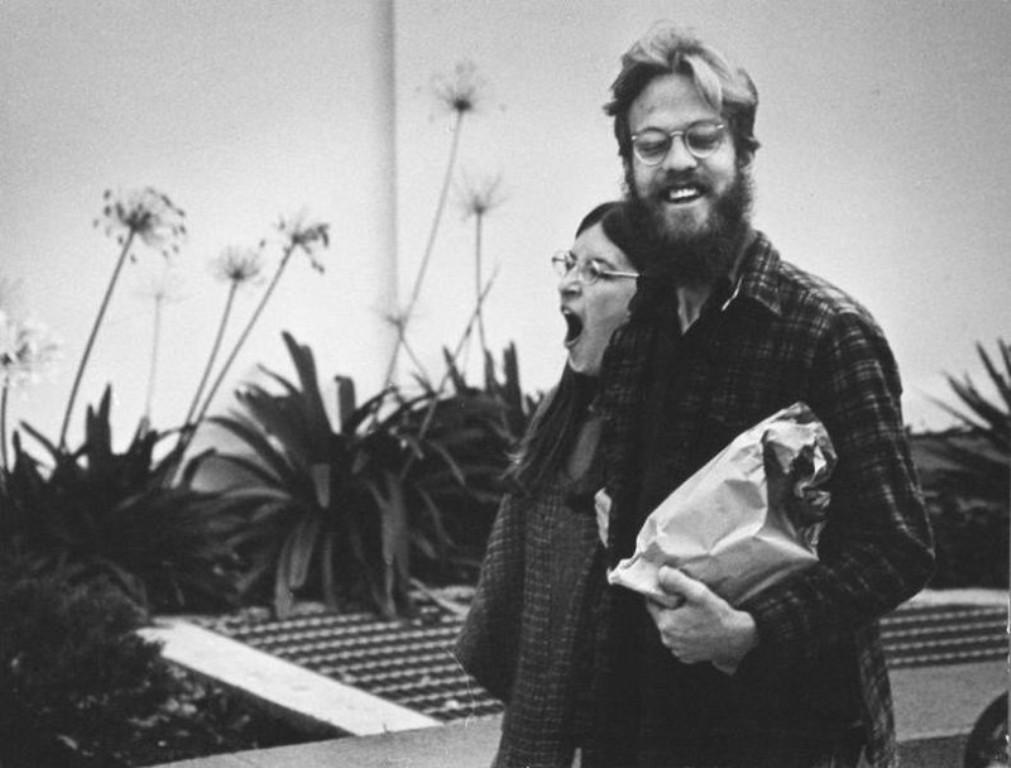 1970. Двое