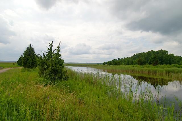 Kanieris lake (Kaņiera ezers)