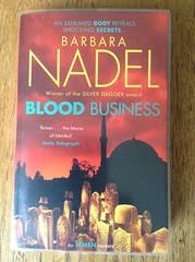 Blood Business - Barbara Nadel
