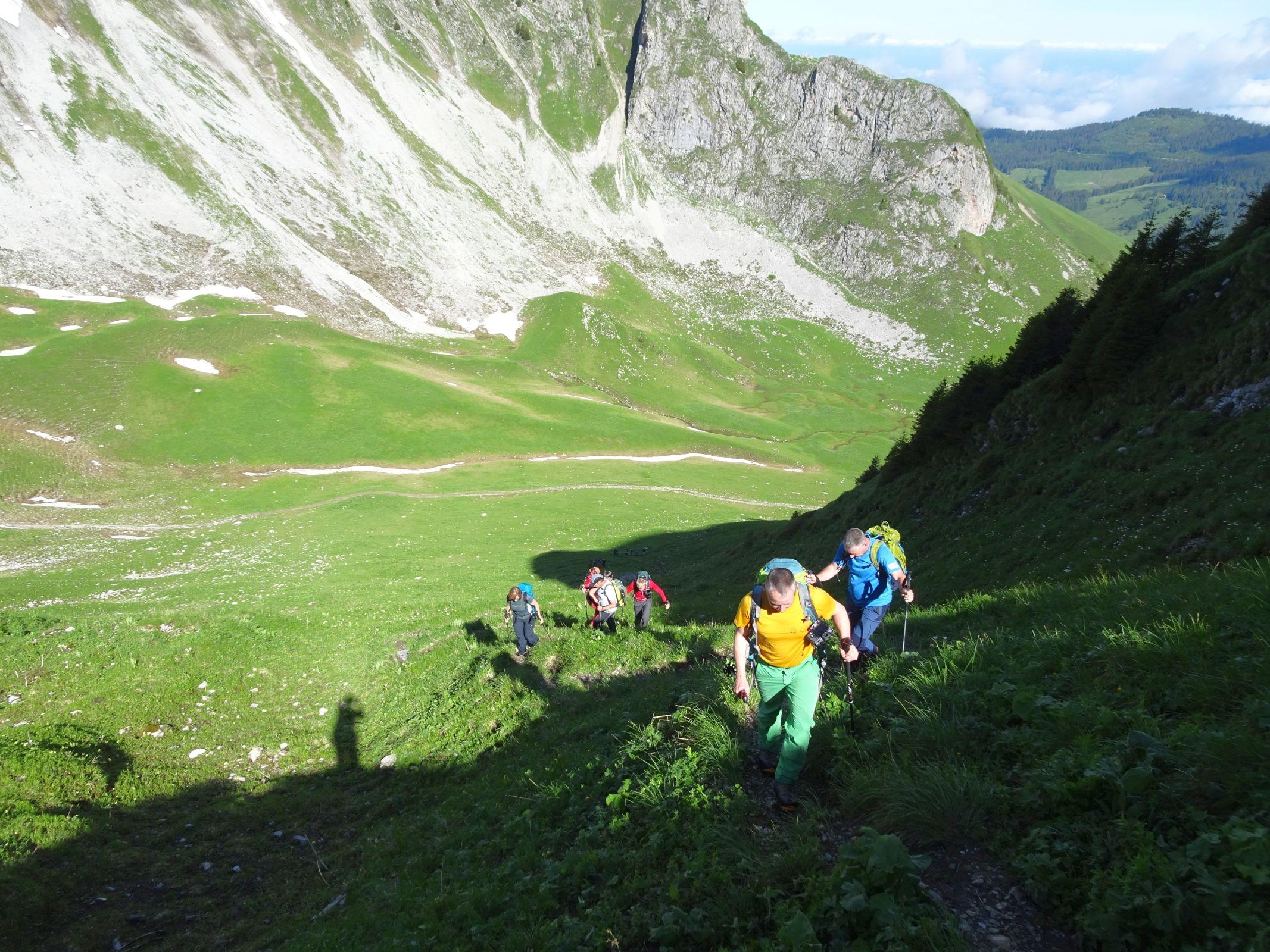 Wanderung Gantrisch 26.06.2021