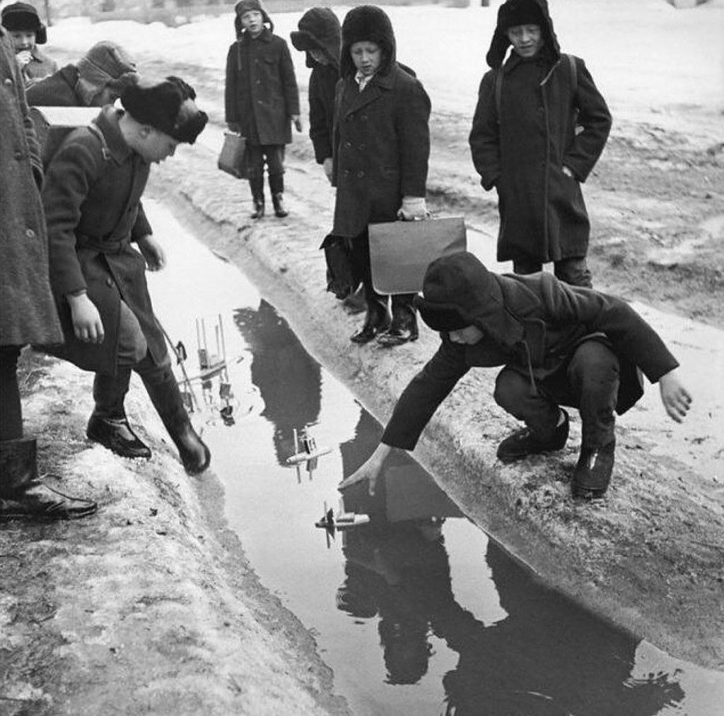 1970. Весна