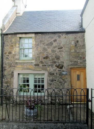 Quaint house, Aberdour, Fife