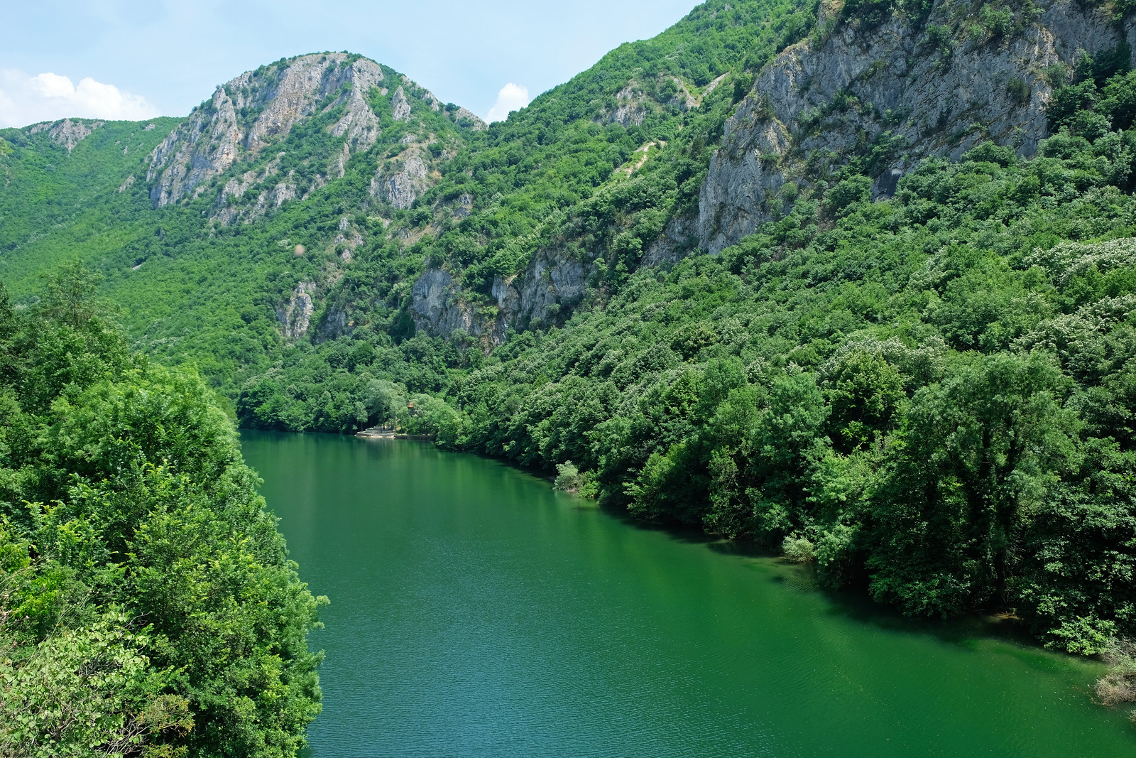 Matka Canyon, Jasen Nature Reserve, North Macedonia