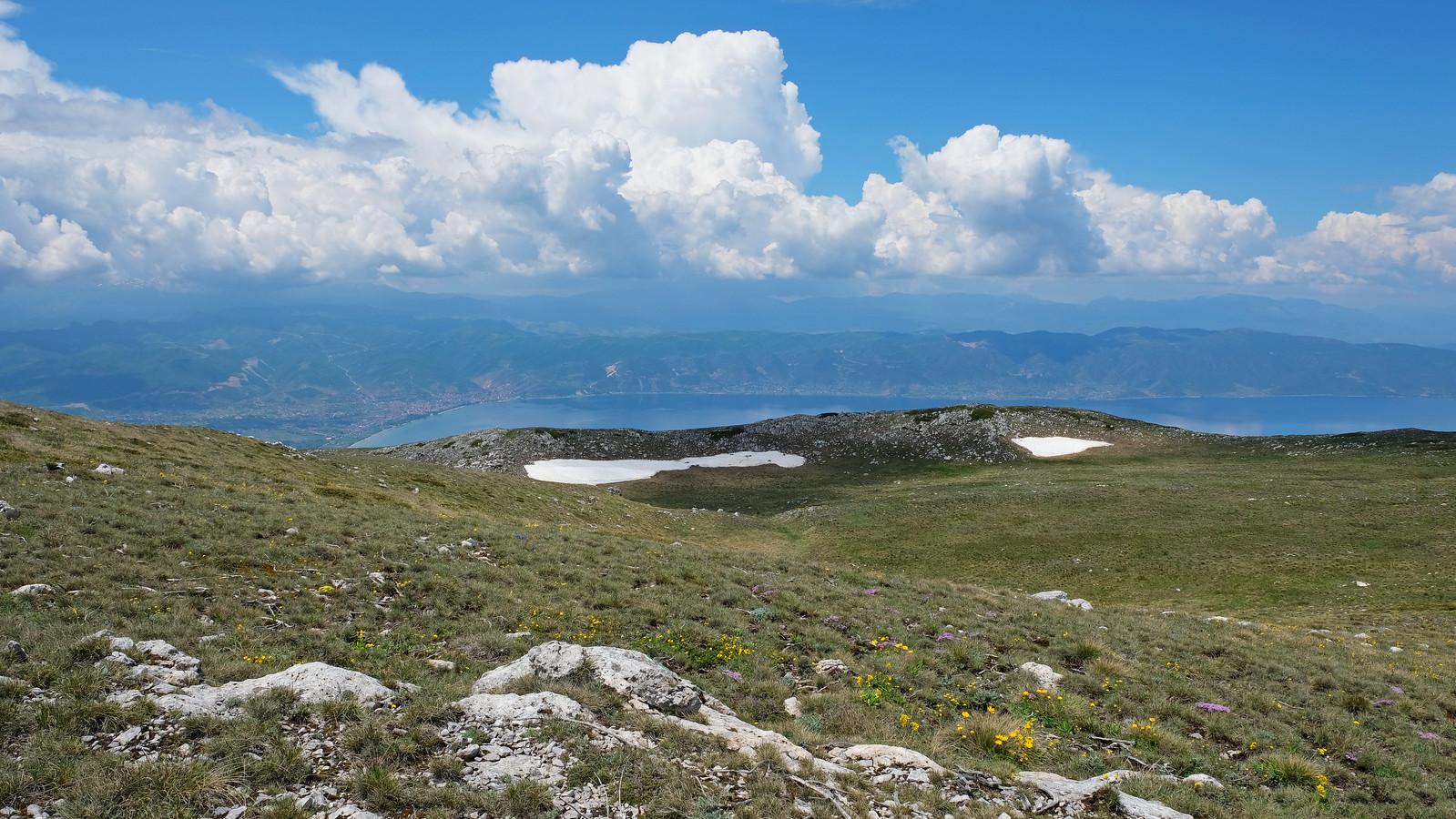 Magaro peak, Galičica National Park, North Macedonia