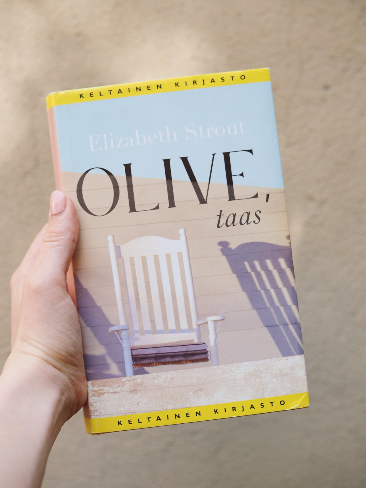 Elizabeth Strout - Olive, taas