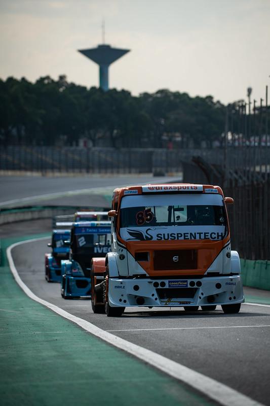 25/06/21 - Sexta-feira de treinos livres da 2ª etapa da Copa Truck 2021 - Fotos: Duda Bairros